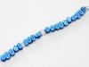 Armbanderl auf Draht mit echtem Silberverschluss